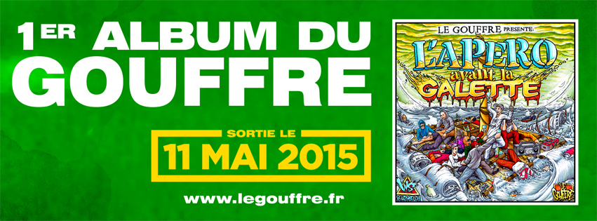 Flyer - Le Gouffre - L'Apéro Avant La Galette